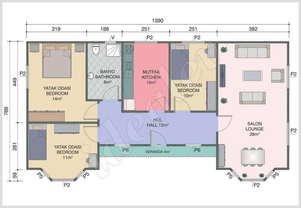 Mimari fikirleri yeniden dekorasyon yeniden for 528 plan