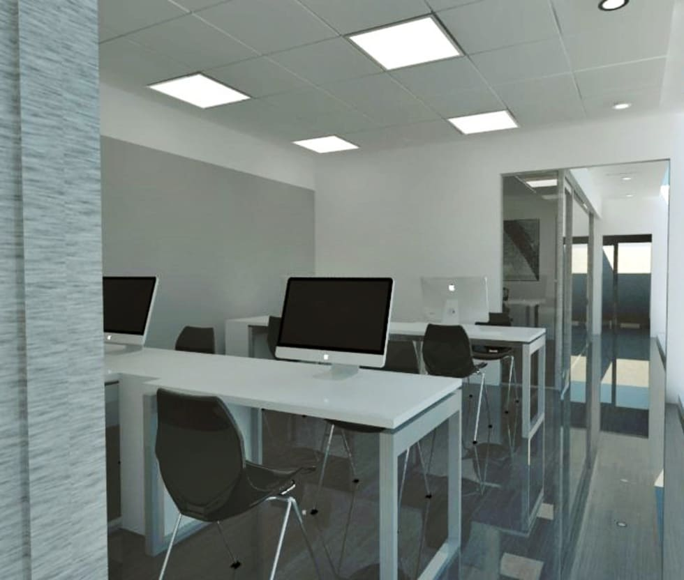 77ca517ad5ab Oficina Comercial - La Plata - Bs. As.  Oficinas y Tiendas de estilo