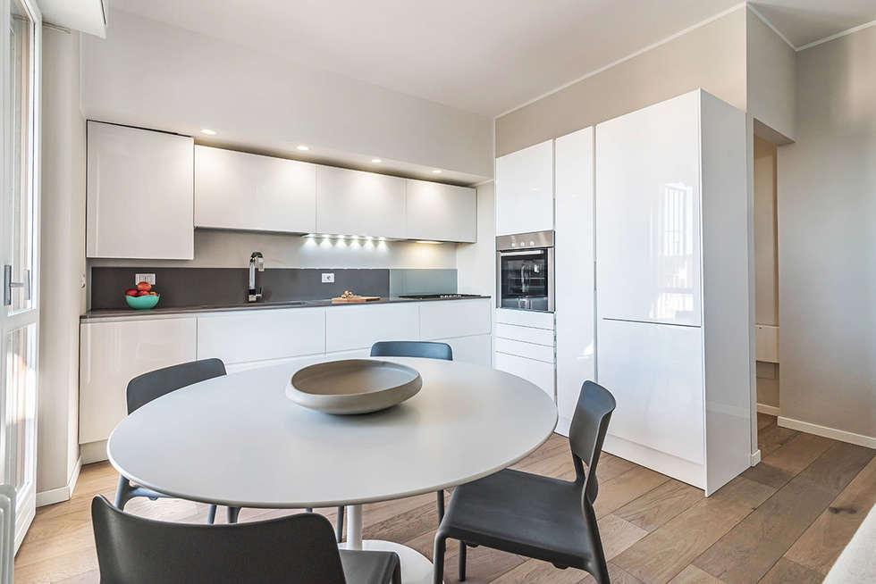 Idee arredamento casa interior design homify - Ristrutturazione cucina milano ...