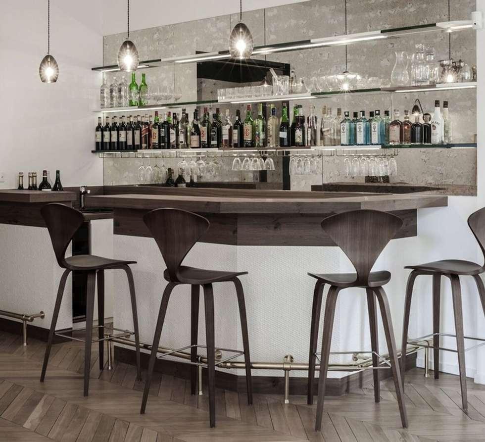 Eclairage du Bar: Salle à manger de style de style Moderne par NEDGIS