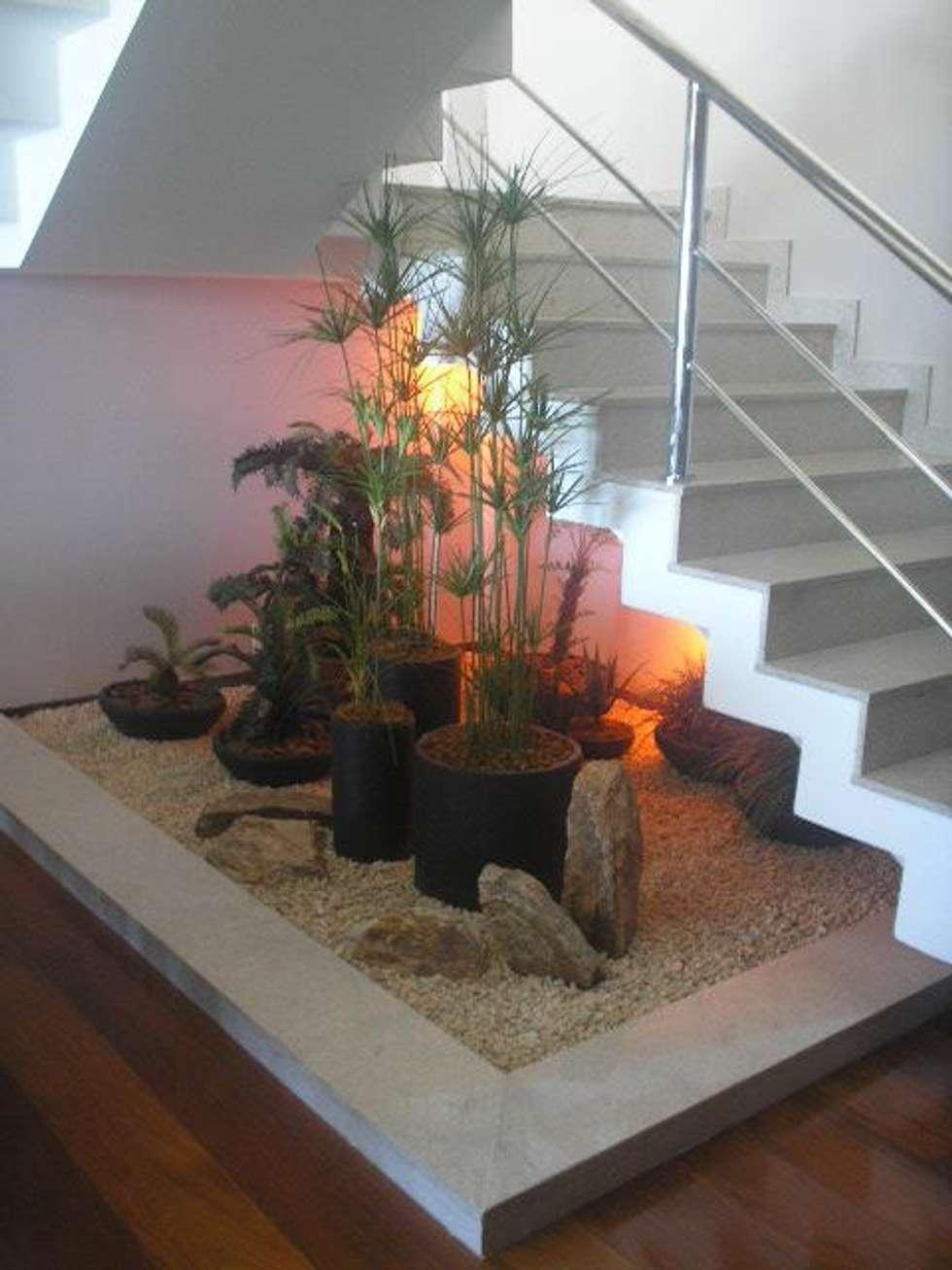 Jardin Zen Interior Jardin Zen Interior Papier Peint Moderne - Jardin-interior-zen