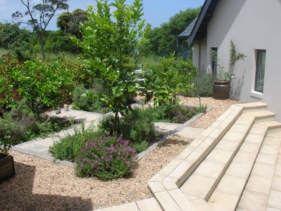 modern Garden by Enchanting Gardens
