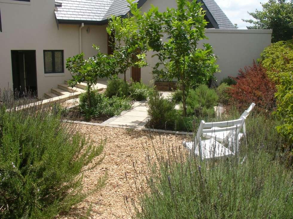modern Garden by Enchanting Gardens