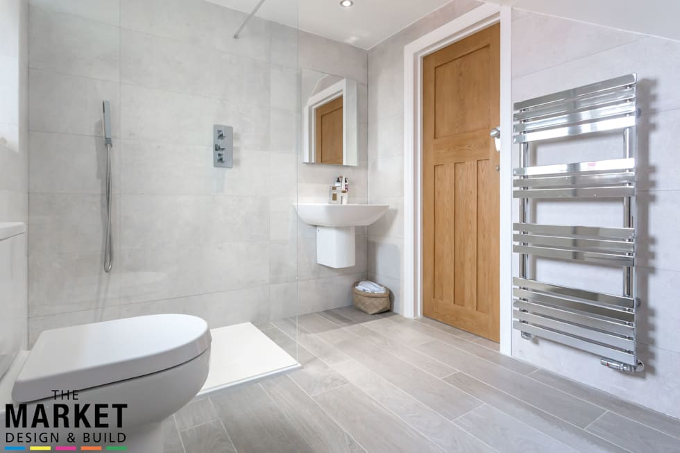 Interior design ideas redecorating remodeling photos for Bathroom design north london