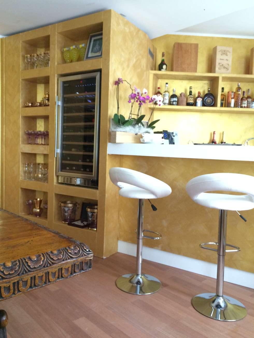 Angolo bar in casa moderno stunning mobile bar moderno per casa mobile bar moderno per casa - Mobiletti bar per casa ...