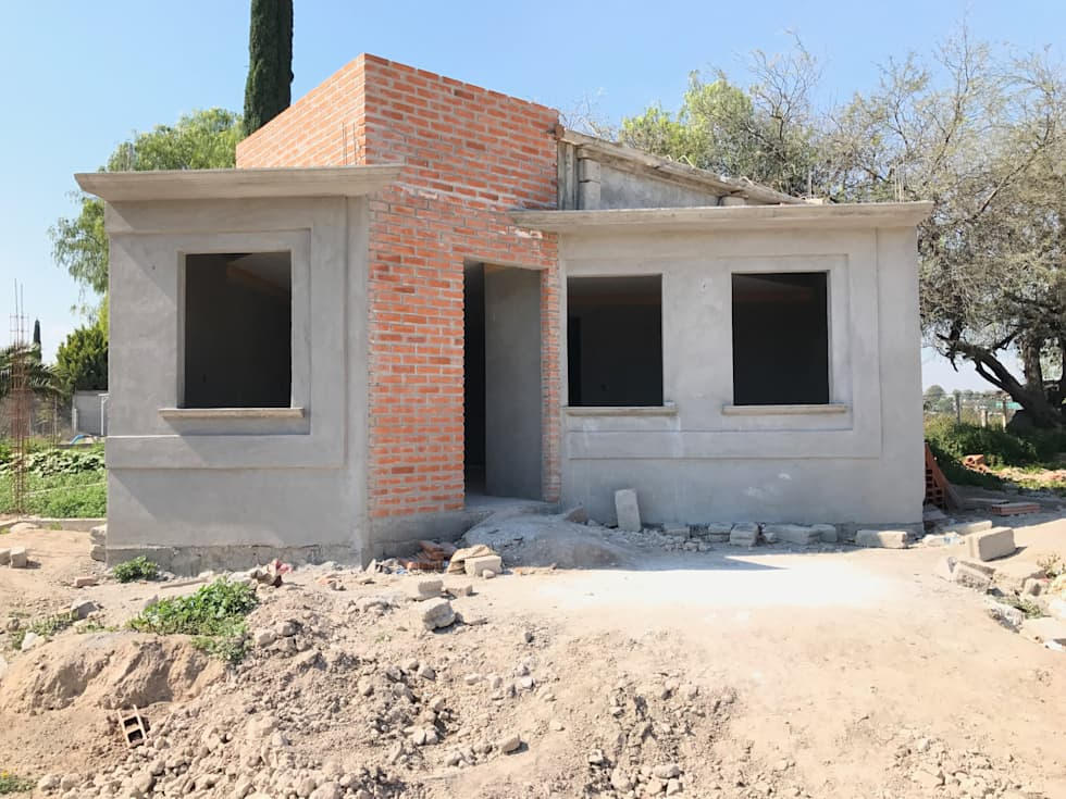 Ideas im genes y decoraci n de hogares homify for Casas en construccion