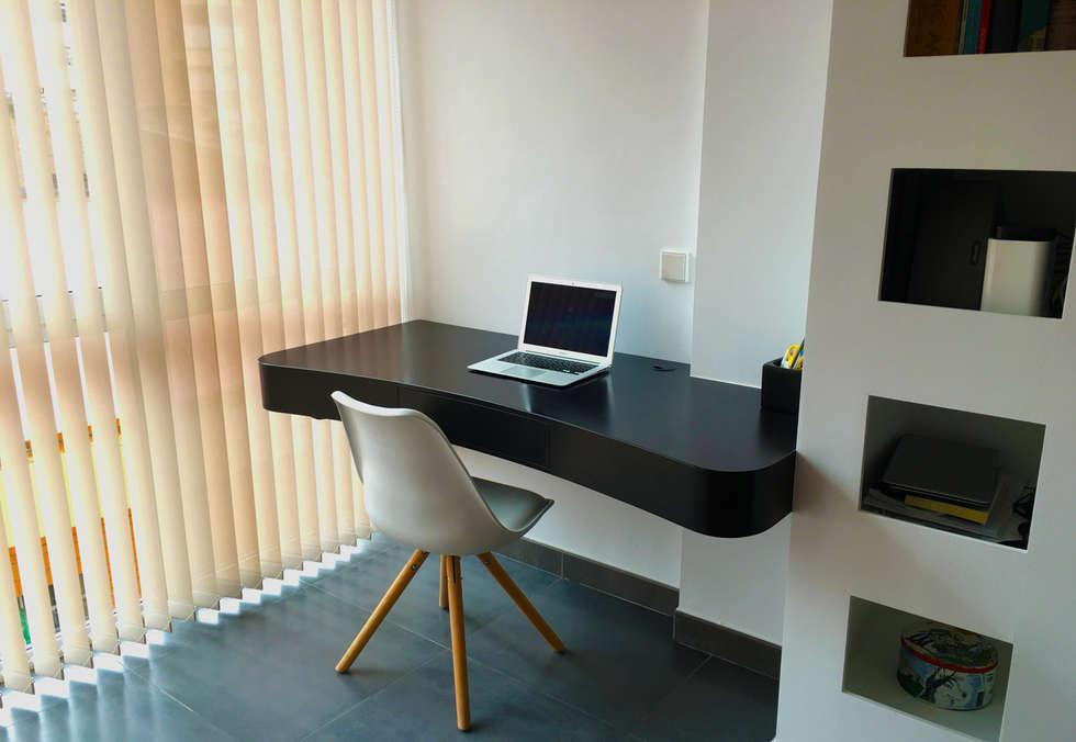 Fotos de decoraci n y dise o de interiores homify for Estudios minimalistas decoracion