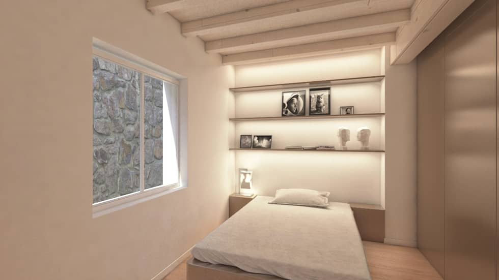 Idee arredamento casa interior design homify for Piani di progettazione della casa 3d 4 camere da letto
