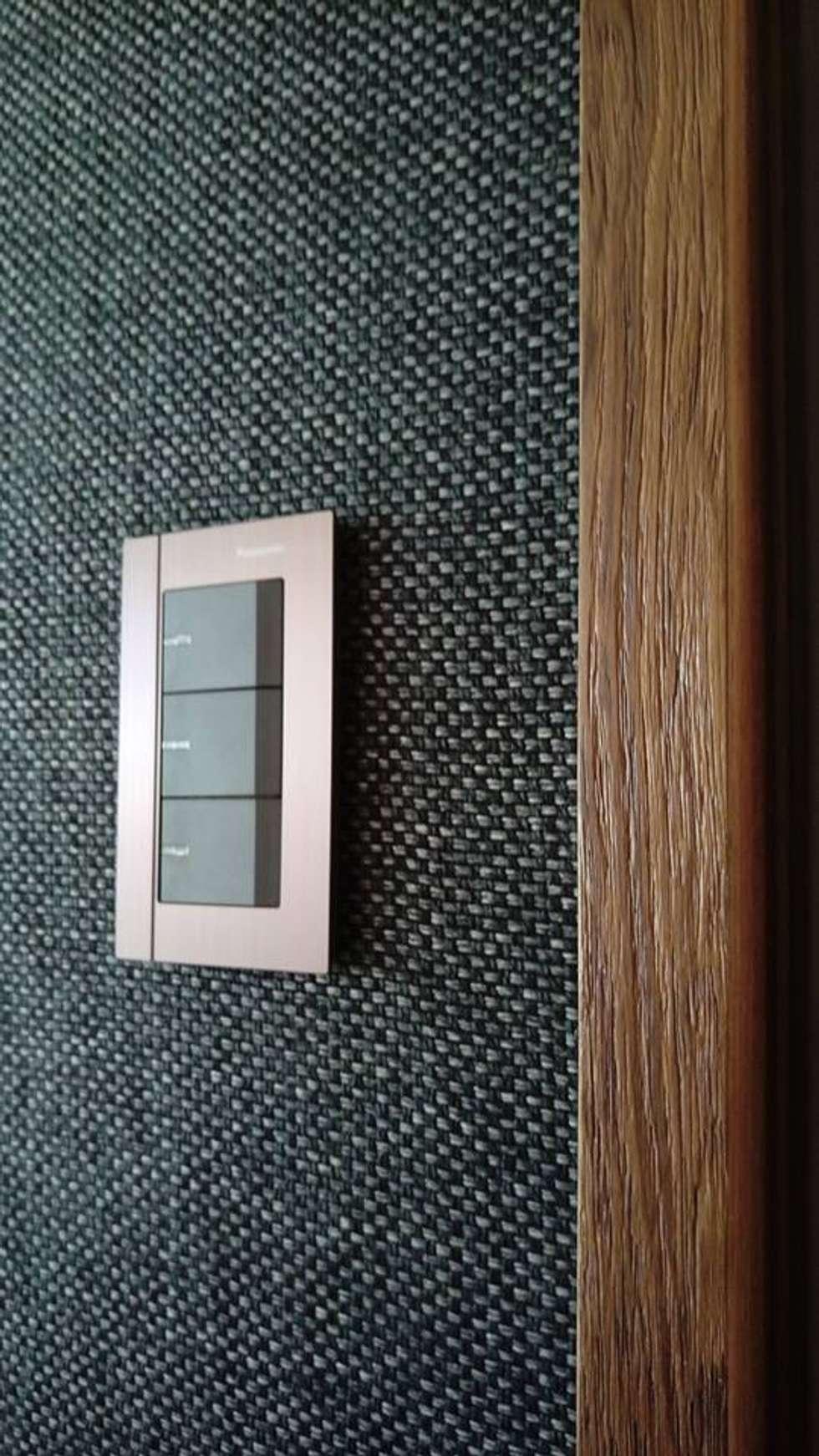 細節:  臥室 by 見和空間設計