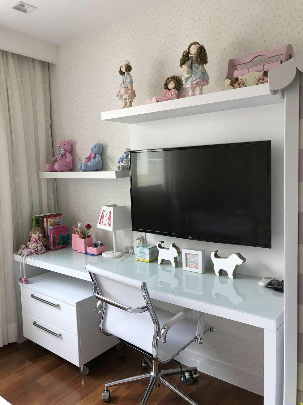 Fotos de decoraç u00e3o, design de interiores e reformas ho # Decoração De Quarto Infantil Masculino E Feminino Juntos