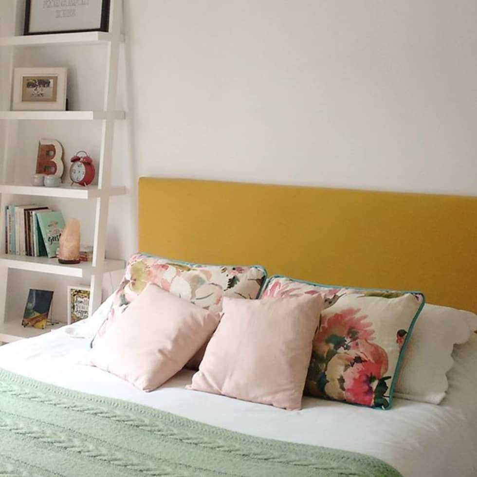 Dormitorio: Dormitorios de estilo moderno por BLUK interiores