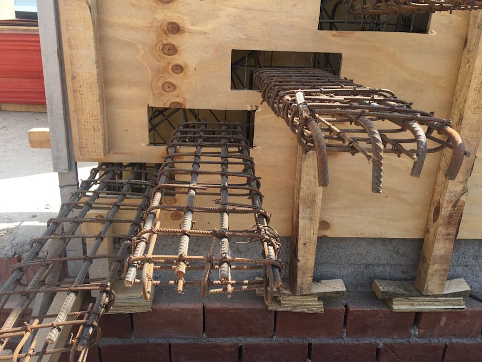 Escaleras hormigon great escaleras hormigon visto with for Como hacer una escalera de hormigon