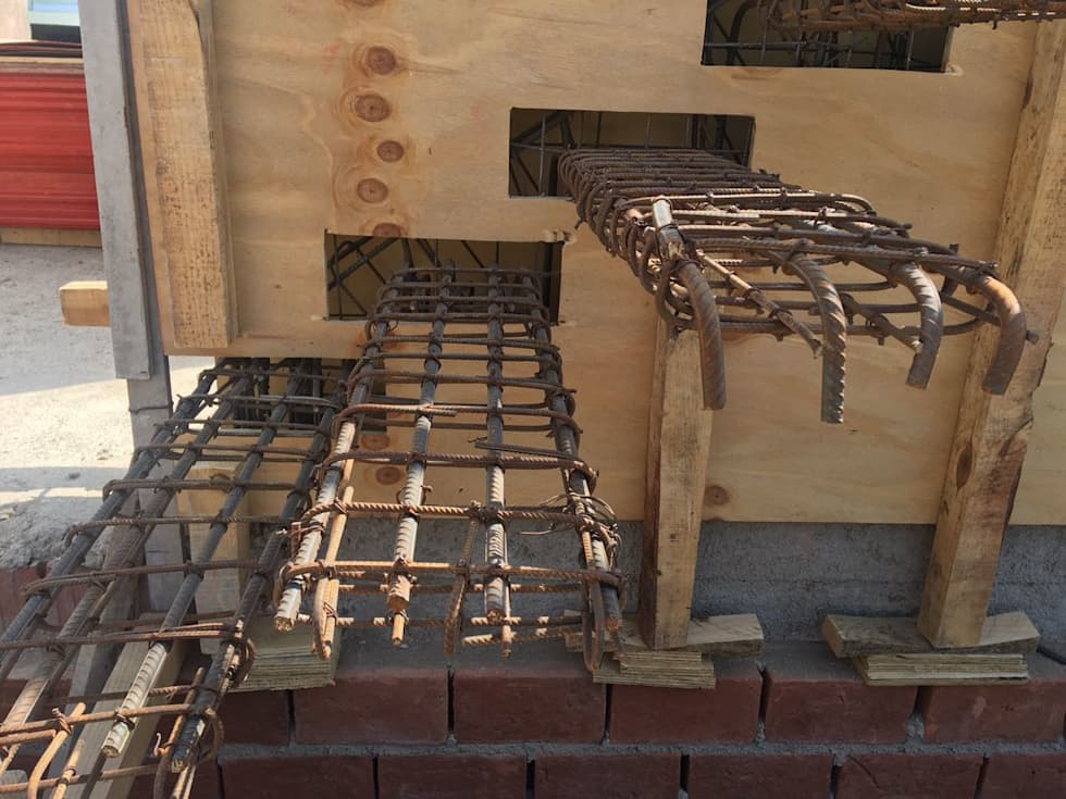 Escaleras hormigon cheap escaleras hormigon with - Escaleras de hormigon armado visto ...