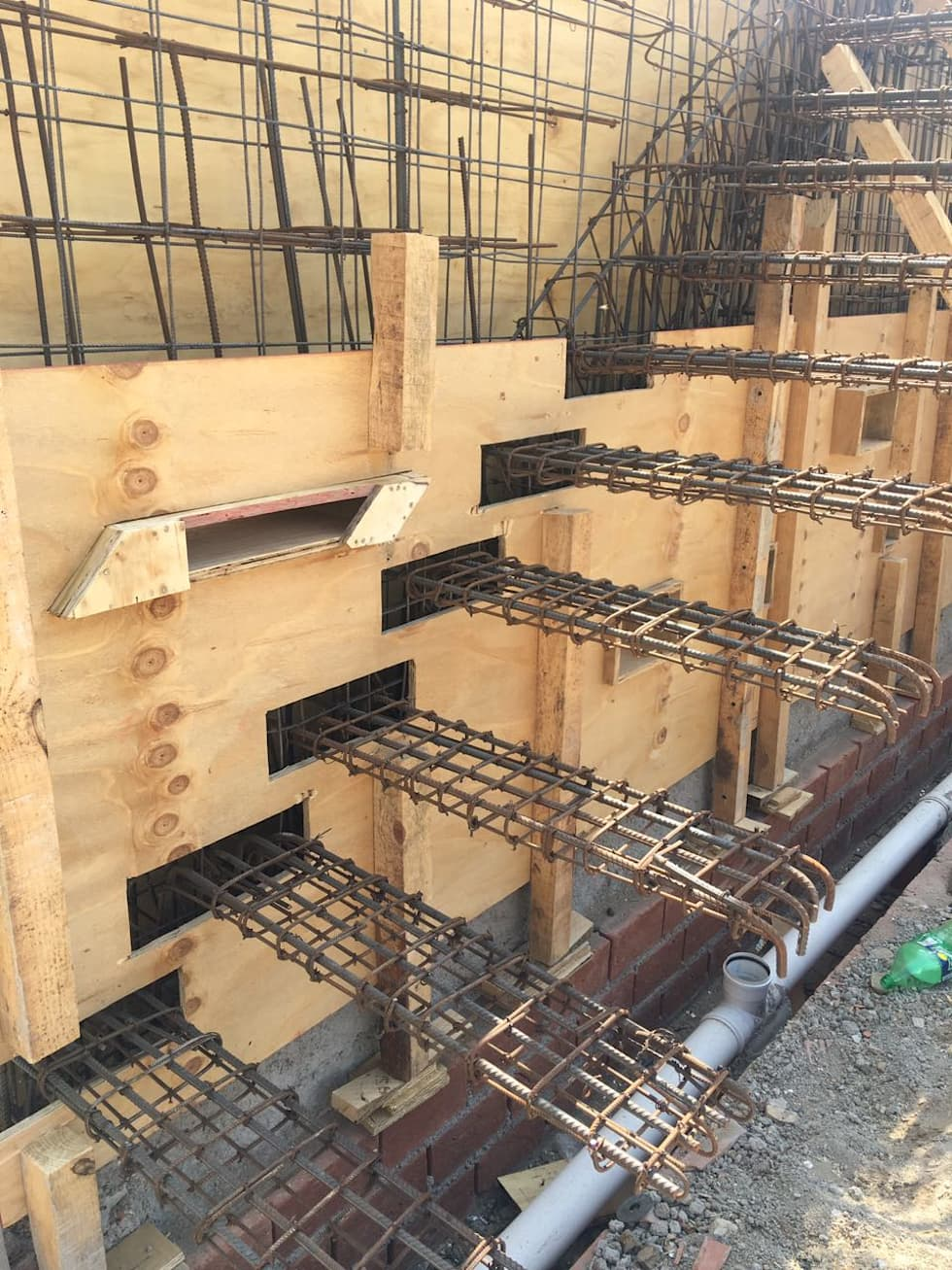 Im genes de decoraci n y dise o de interiores homify for Construccion de escaleras de concreto armado