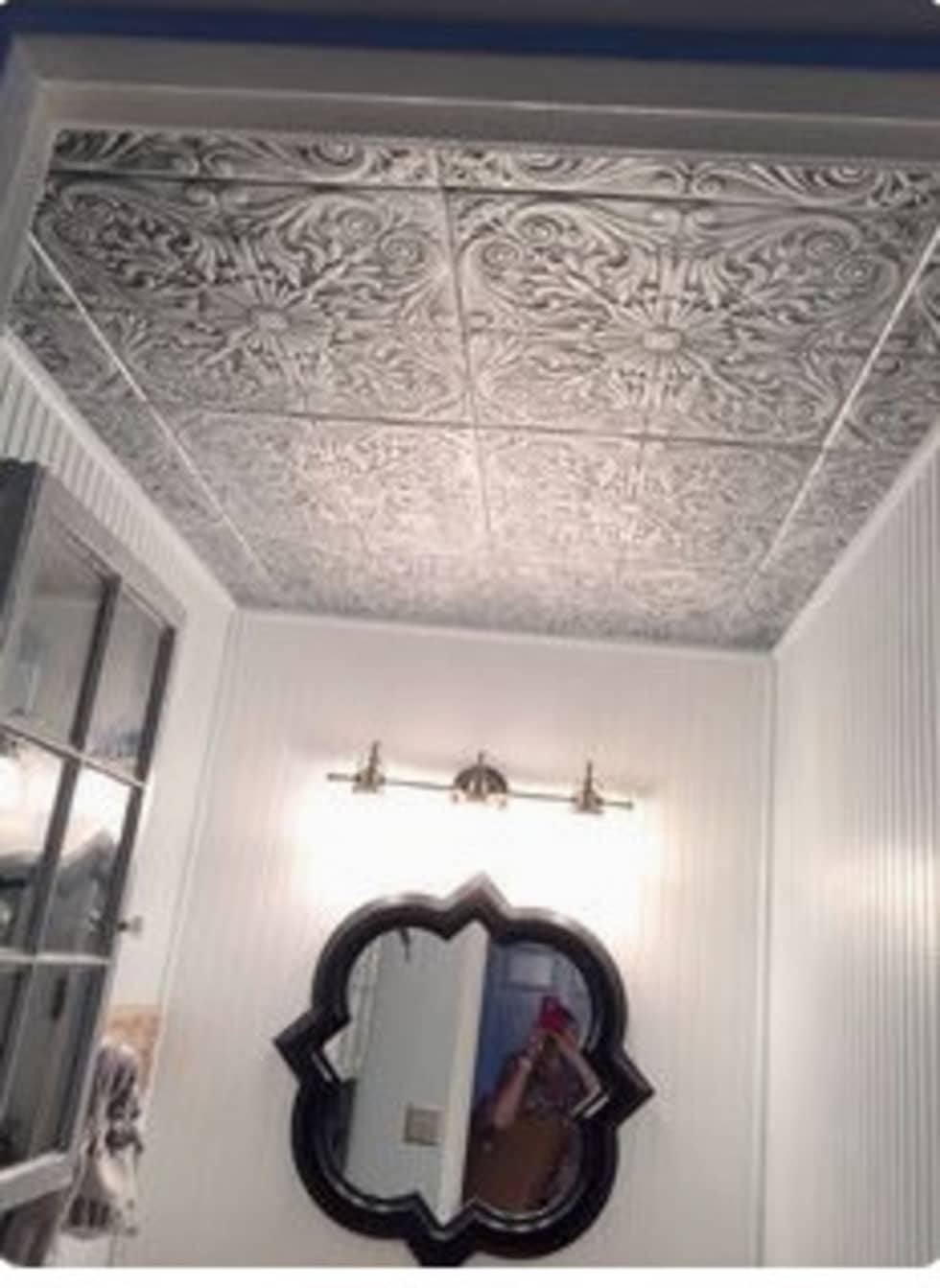 Ceiling:  Corridor & hallway by Nozipho Construction
