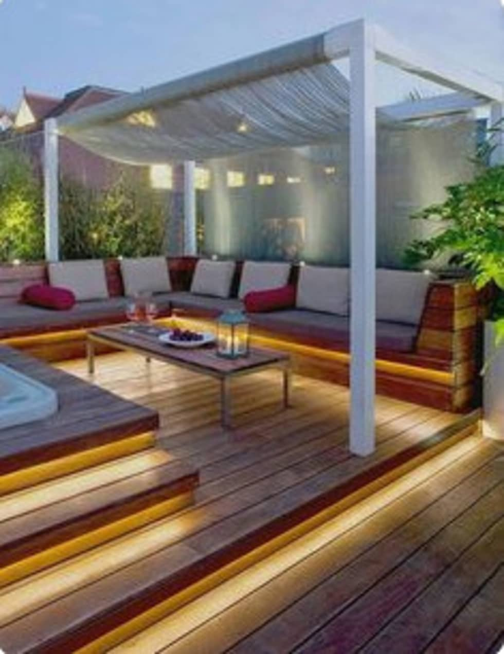 The heat is on:  Patios by Nozipho Construction