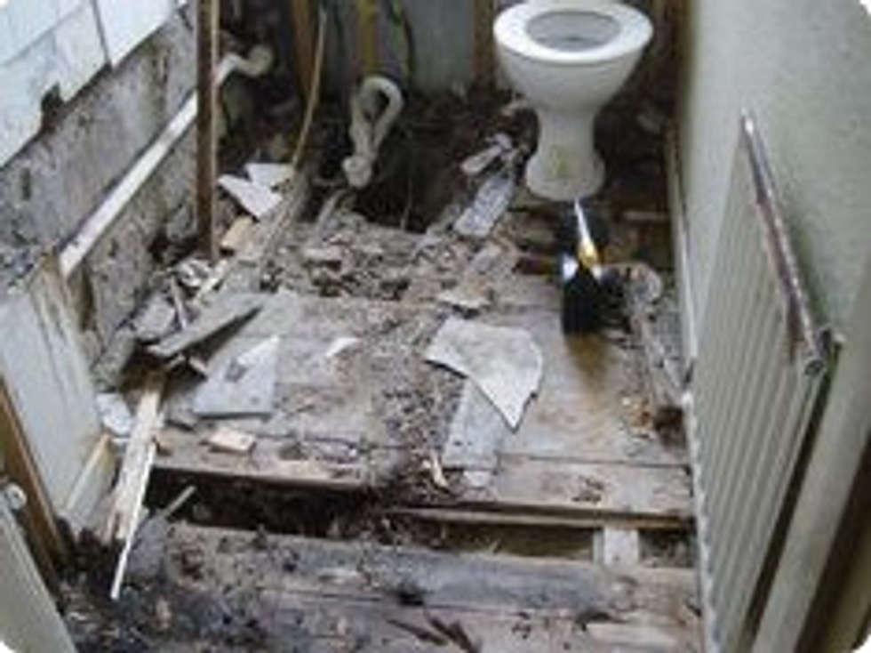 Construction of bathroom: modern Bathroom by Nozipho Construction