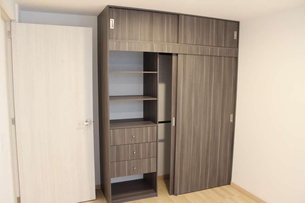 Ideas im genes y decoraci n de hogares homify for Como hacer un closet moderno