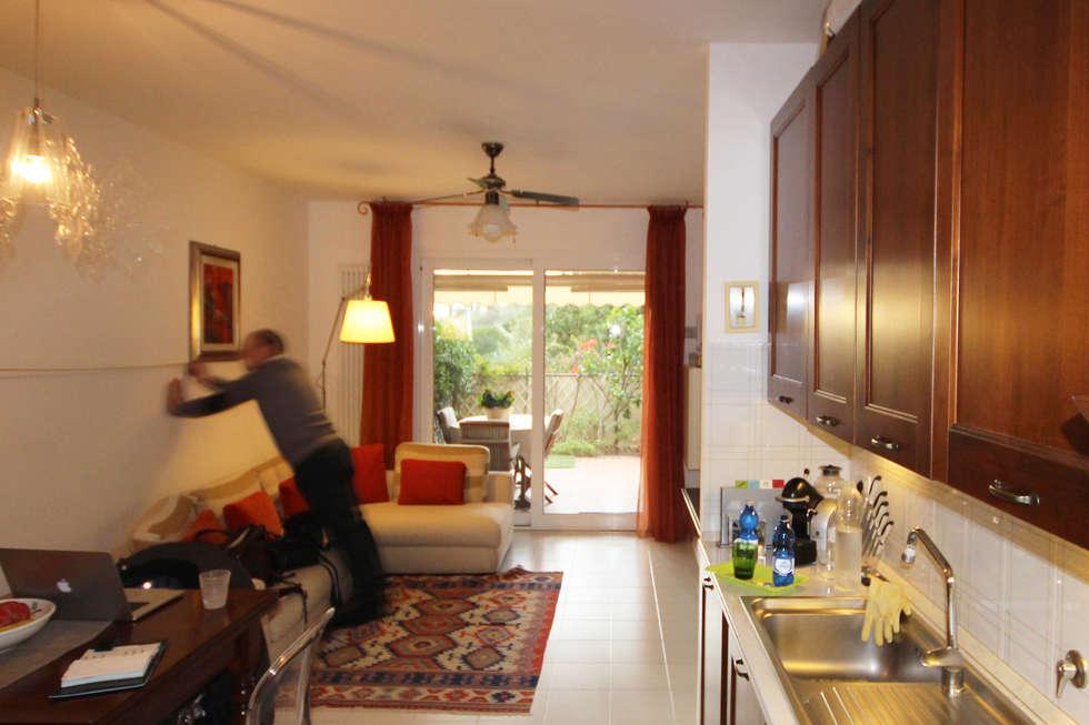 Idee arredamento casa interior design homify - Ristrutturare casa al mare ...