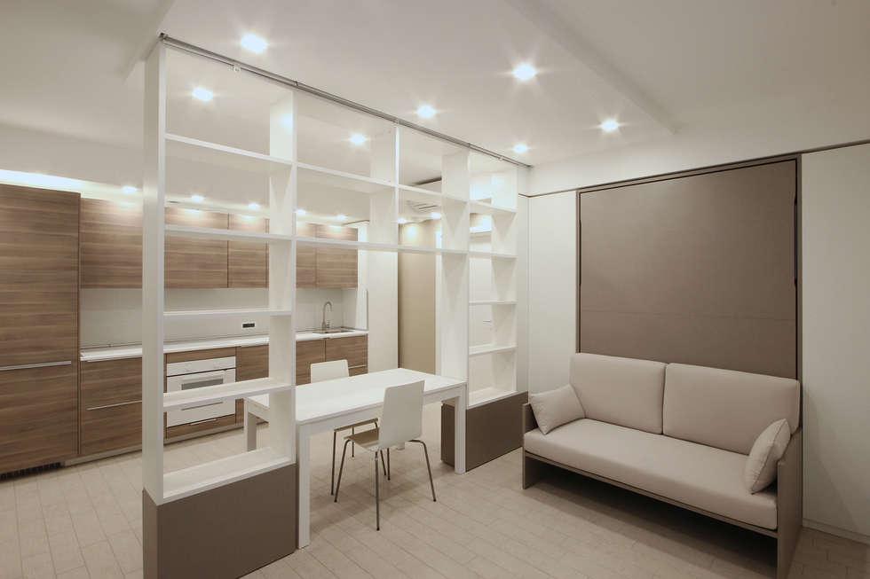 Idee arredamento casa interior design homify for Arredamento per monolocale
