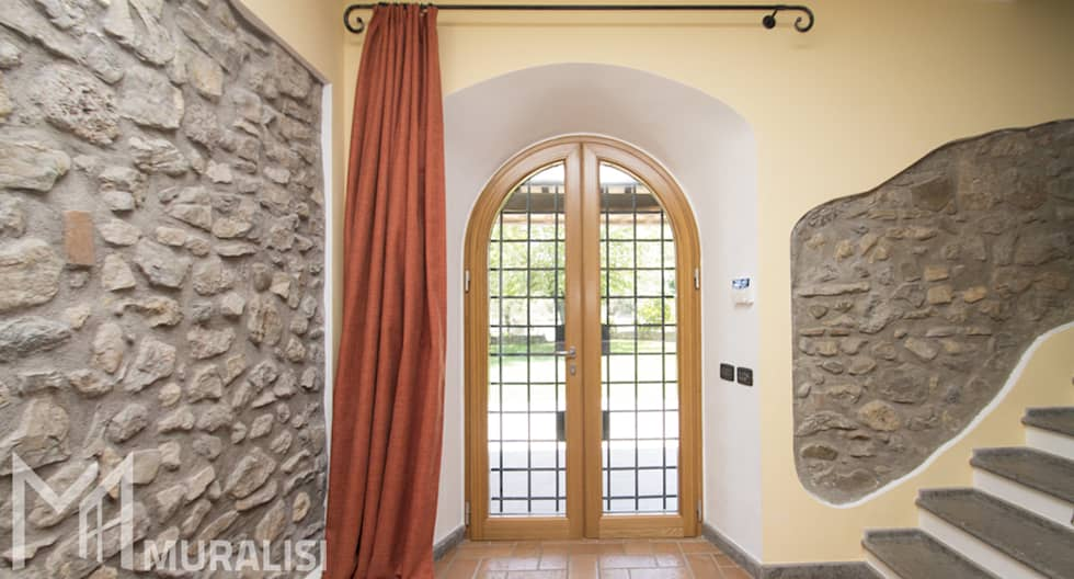 Fotos de decora o design de interiores e remodela es - Finestra ovale e finestra rotonda ...