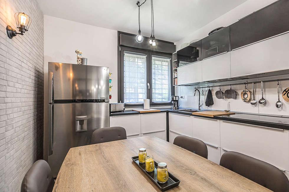 Idee arredamento casa interior design homify for Ristrutturare appartamento 75 mq