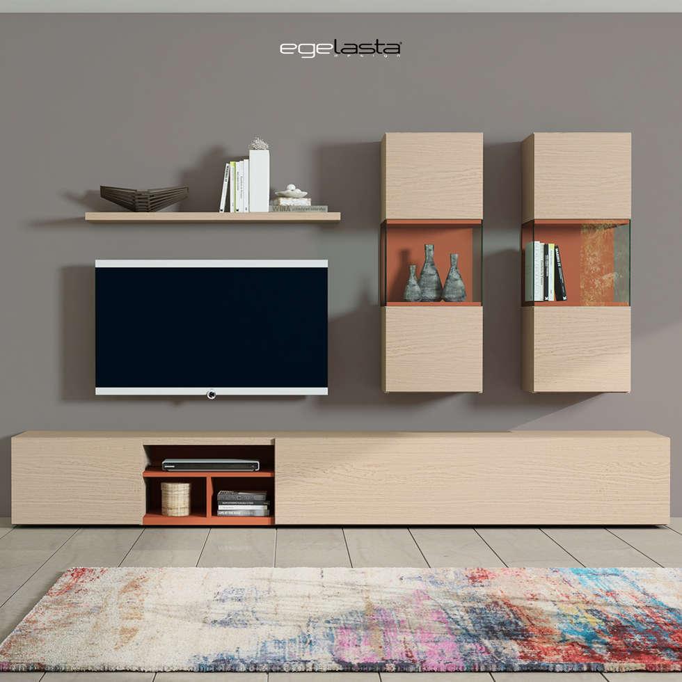 Im Genes De Decoraci N Y Dise O De Interiores Homify # Muebles Egelasta