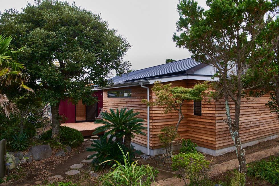 บ้านไม้ by tai_tai STUDIO