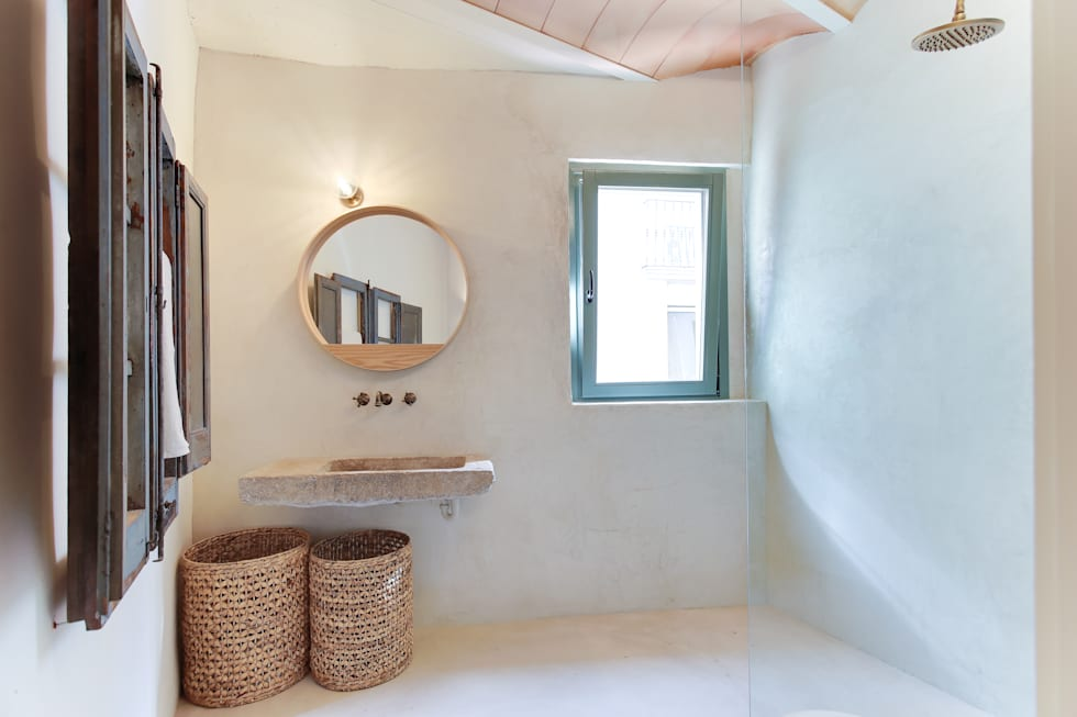 Fotos de decoraci n y dise o de interiores homify for Bagno in stile mediterraneo