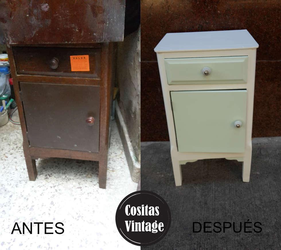 Im Genes De Decoraci N Y Dise O De Interiores Homify # Muebles Restaurados Vintage