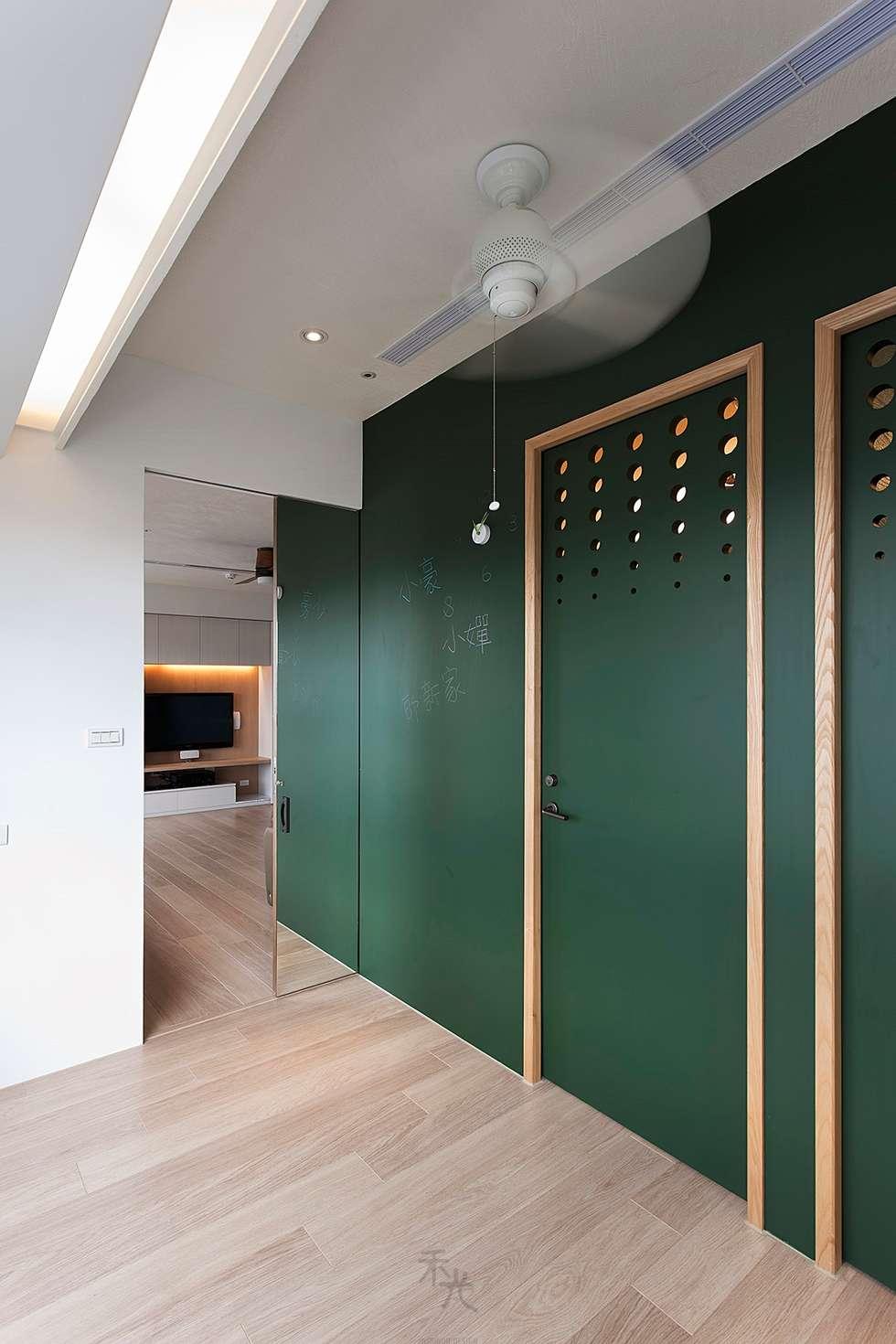 兒童房:  嬰兒/兒童房 by 禾光室內裝修設計 ─ Her Guang Design