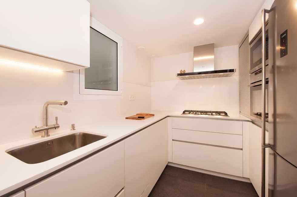 Fotos de decoraci n y dise o de interiores homify for Cocinas integrales en u