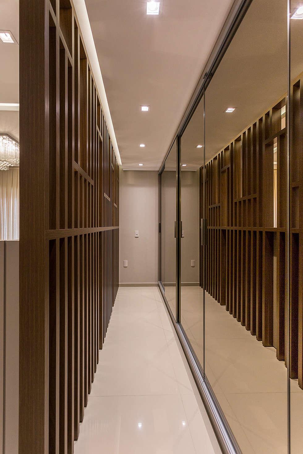 Fotos De Decora O Design De Interiores E Reformas Homify ~ Decoração Quarto Casal Com Closet