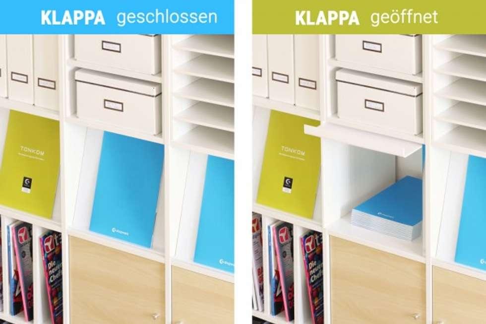 Regal Skandinavisches Design ~ Wohnideen interior design einrichtungsideen bilder homify