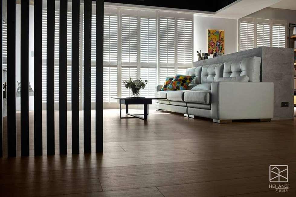 木地板:  地板 by 禾廊室內設計