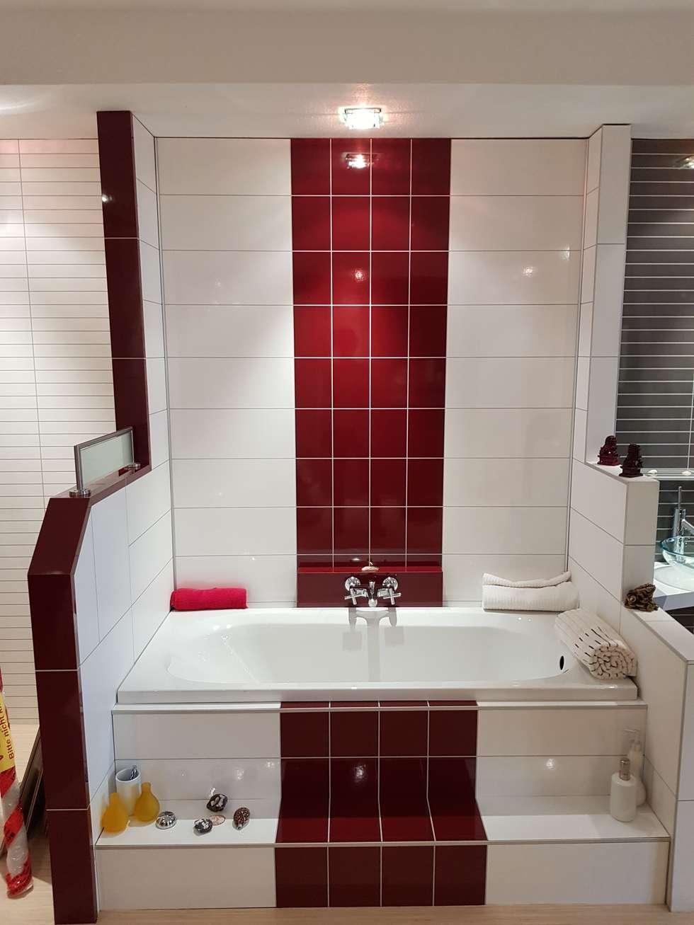 Ausstellung Bad Und Dusche Klassische Badezimmer Von Respatex Homify - Badezimmer ausstellung