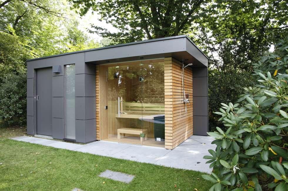 Wohnideen interior design einrichtungsideen bilder - Abstellraum garten ...