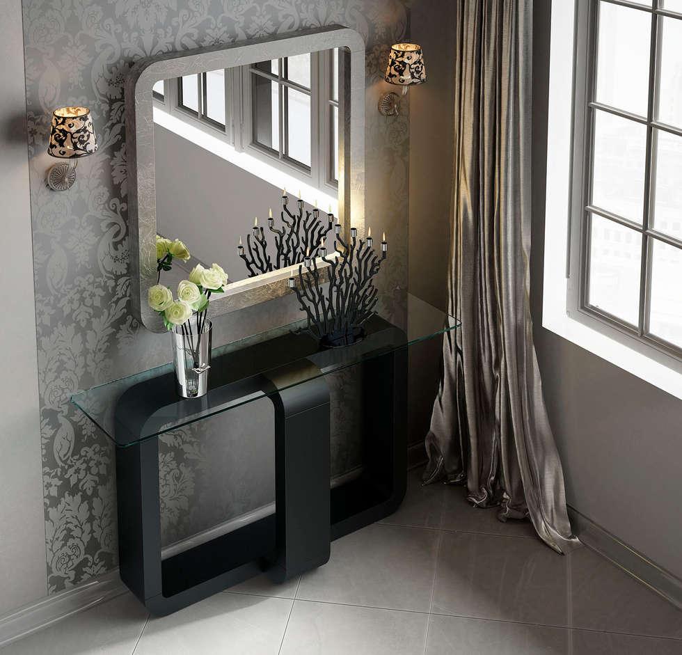 recibidores con encanto vestbulos pasillos y escaleras de - Recibidores Con Encanto