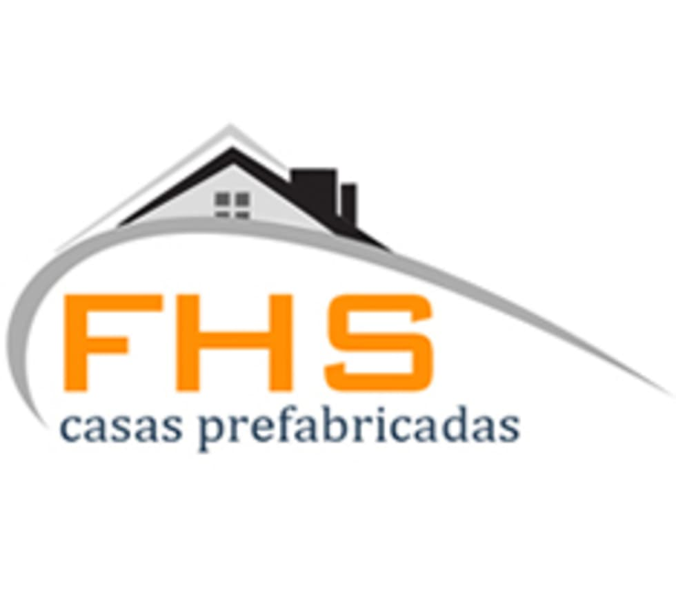 Casas prifabricadas moderna:  Bungalows by FHS Casas Prefabricadas