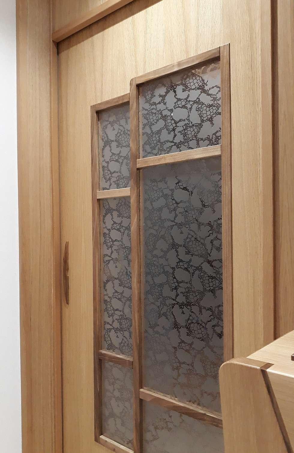 Aménagement intérieur, espace: Couloir et hall d'entrée de style  par PEG at home