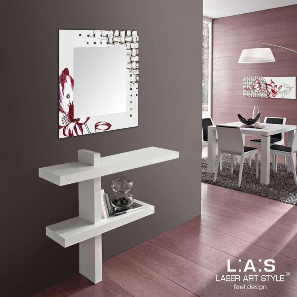 Fotos de decoraci n y dise o de interiores homify for Oferta espejo pared