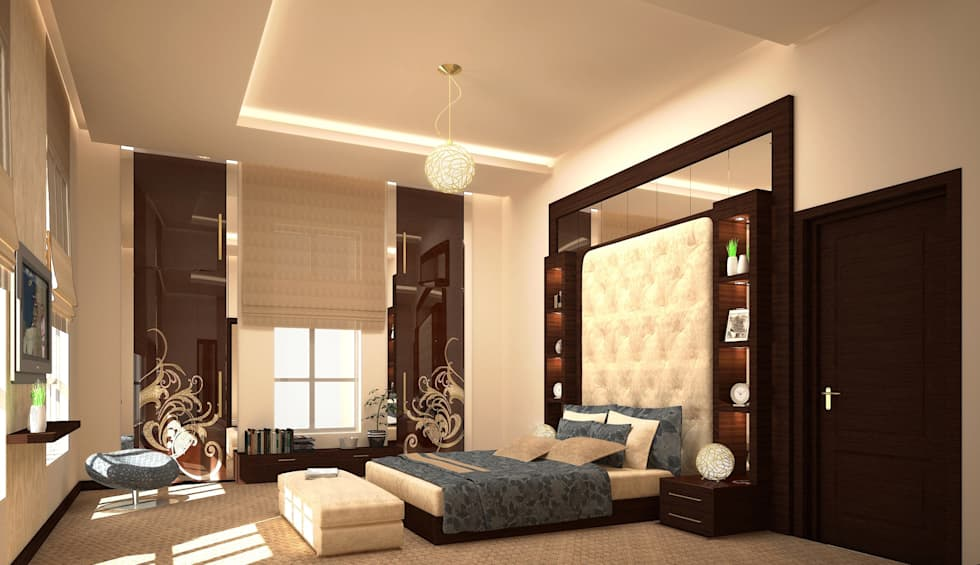 classic Bedroom by SPACES Architects Planners Engineers