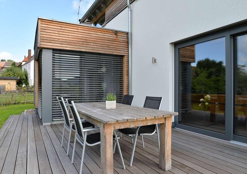 Herrmann Massivholzhaus wohnideen interior design einrichtungsideen bilder homify