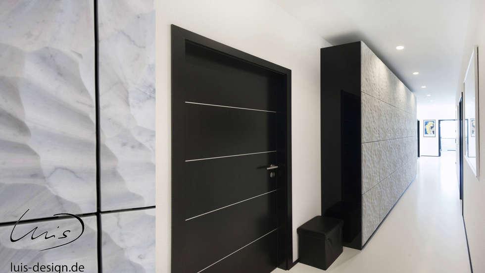 Corridor & hallway by Luis Design