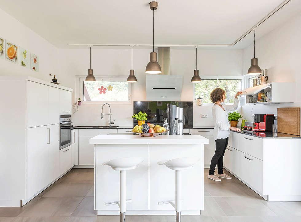 Offene küchen mit kochinsel  Wohnideen, Interior Design, Einrichtungsideen & Bilder | homify