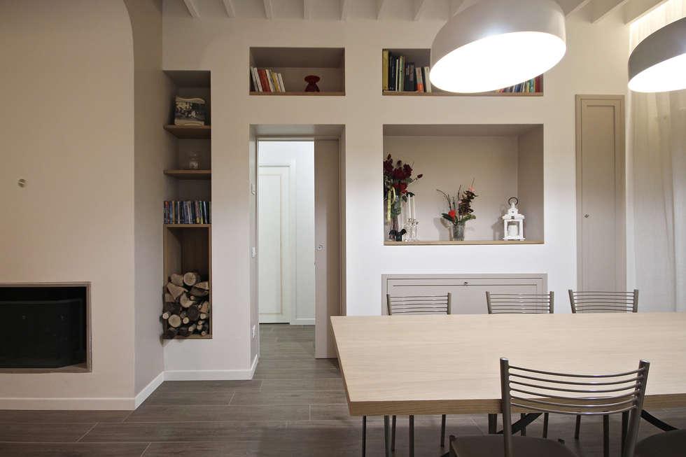 Idee arredamento casa interior design homify for Arredamento sala pranzo