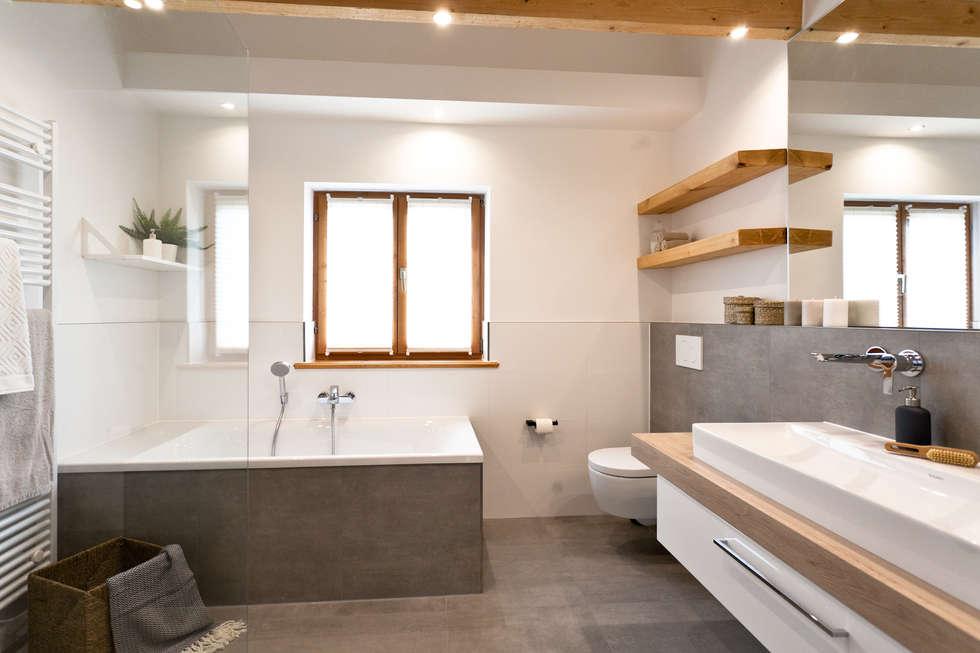 Rustieke & brocante badkamer door banovo gmbh   homify