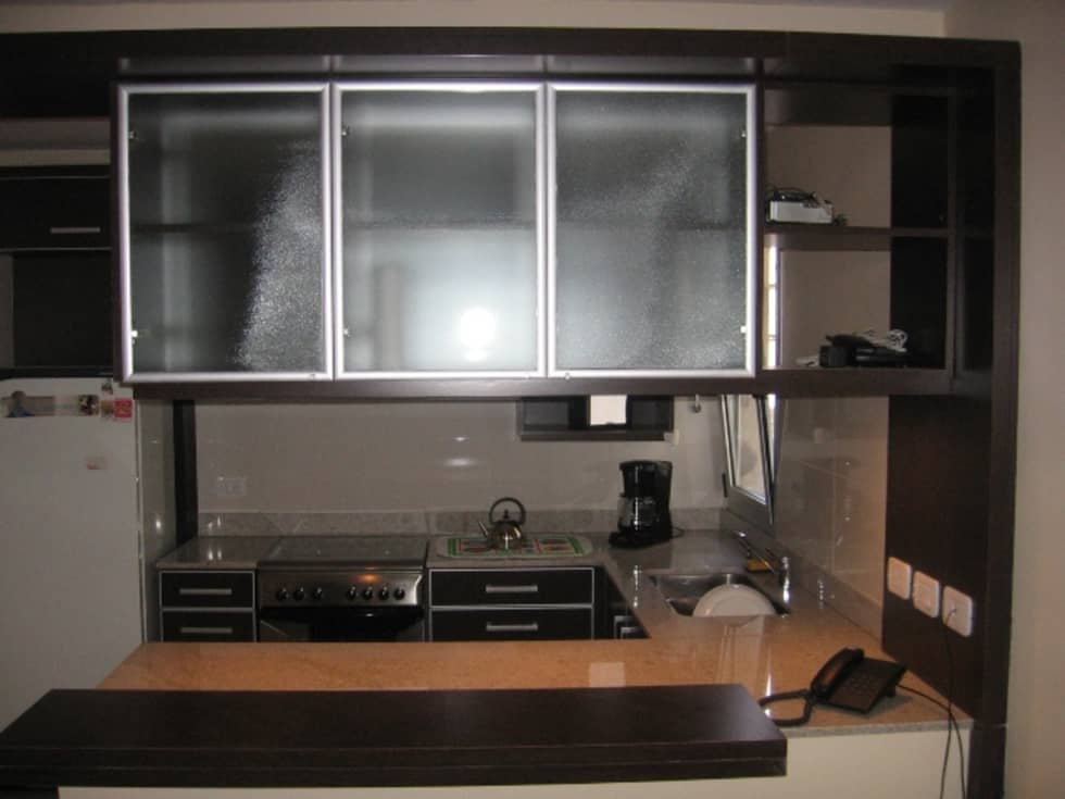 Mueble cocina.: Cocinas a medida  de estilo  por NG Estudio