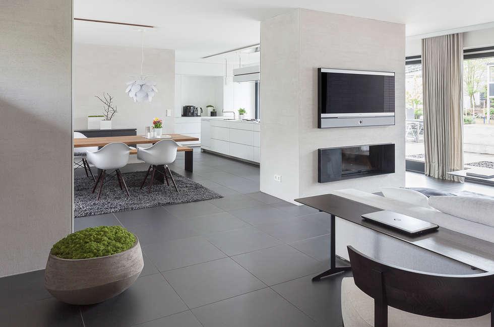 Wohnideen interior design einrichtungsideen bilder homify - Moderne grundrisse wohnungen beispiele ...