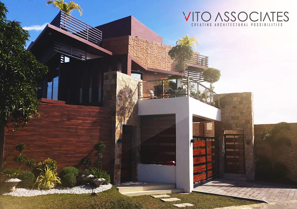 Single family home by VITO ASSOCIATES